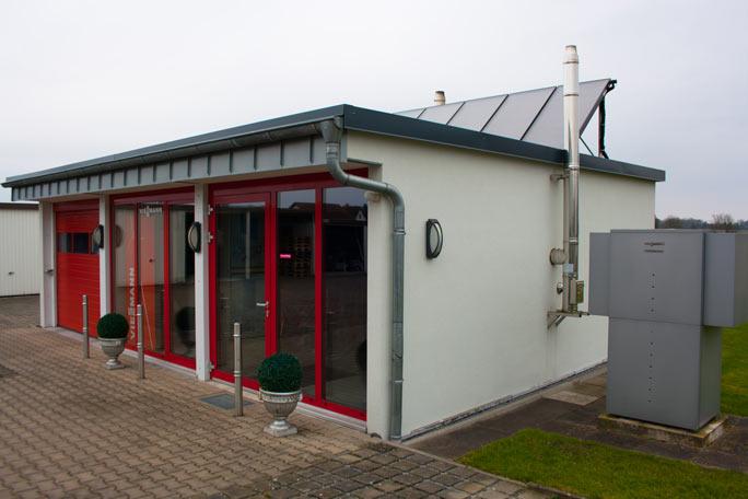 Showroom Heizung Bielefeld