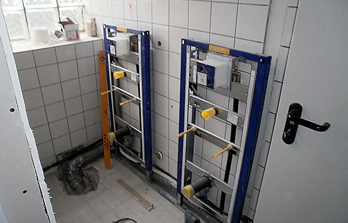 Geberit Duofix System