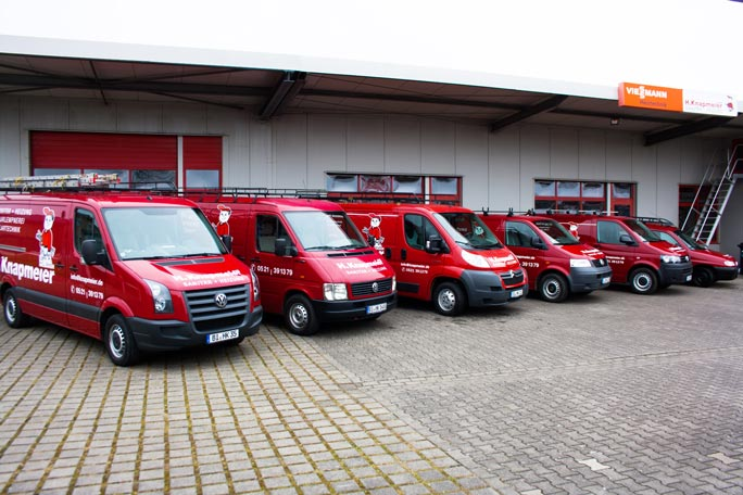Meisterbetrieb Haustechnik Flotte Bielefeld