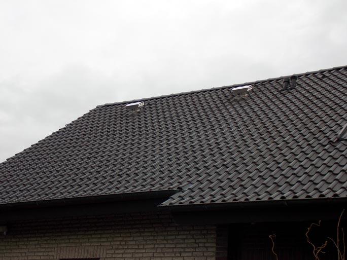 Dachdurchführungen Außenluft – Fortluft