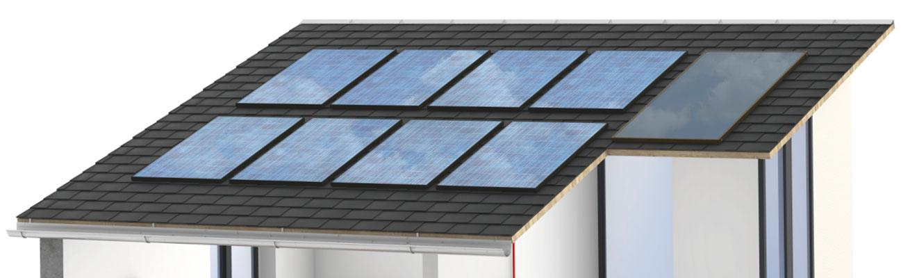 Solartechnik auf einen Blick