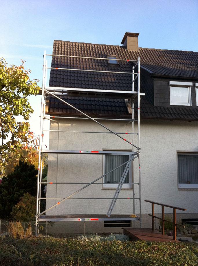 Solartechnik Montage 2